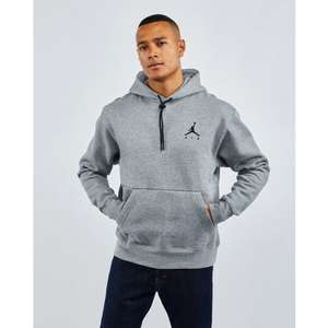 Jordan Jumpman Fleece Over The Head Felpa uomo