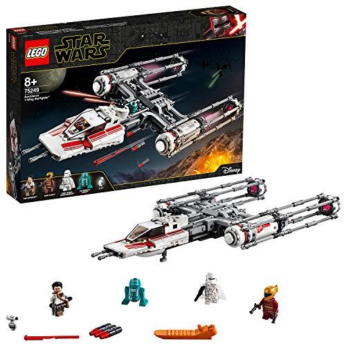 LEGO Star Wars Y-Wing Starfighter della Resistenza