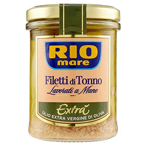Rio Mare Filetti di Tonno all'Olio Extravergine di Oliva (180g)