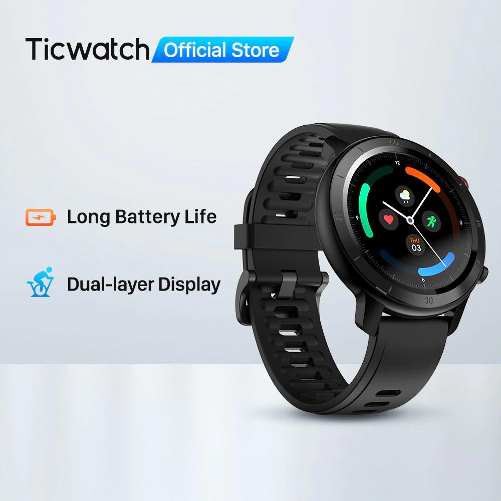 TicWatch GTX - Smartwatch