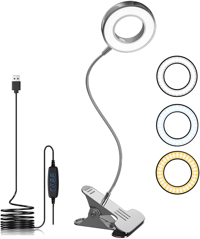 Lampada LED USB Flessibile a 360° 4.9€