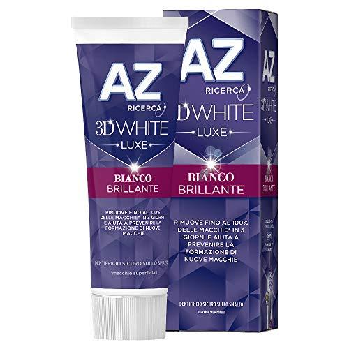 AZ Dentifricio 3D White Luxe 75ml