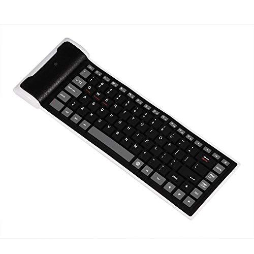Tastiera Flessibile Impermeabile Bluetooth