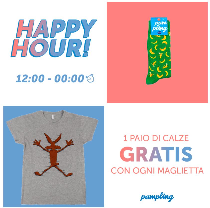 T-Shirt Geek 1 Calzini Surprise 6.3€