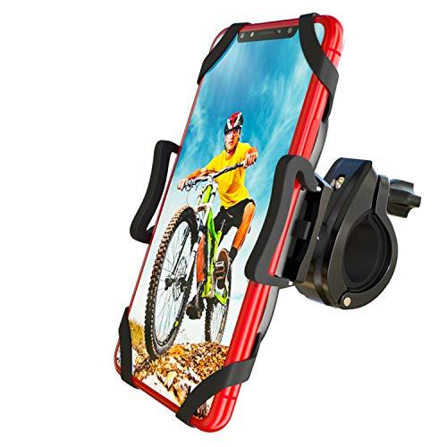 Supporto Smartphone per Bici Manubrio MTB Universale 360° Rotabile