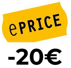 Codice sconto Eprice -20€ ordini +199€