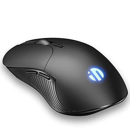 Mouse Wireless Silenzioso Ultrasottile Ricaricabile