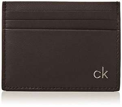 Calvin Klein Smooth Ck Cardholder - Porta carte di credito