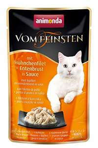 18x50gr Animonda Vom Feinsten Adult cibo per gatti