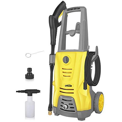 Idropulitrice ad Alta Pressione Elettrica 1400W 125 Bar 380L/H,