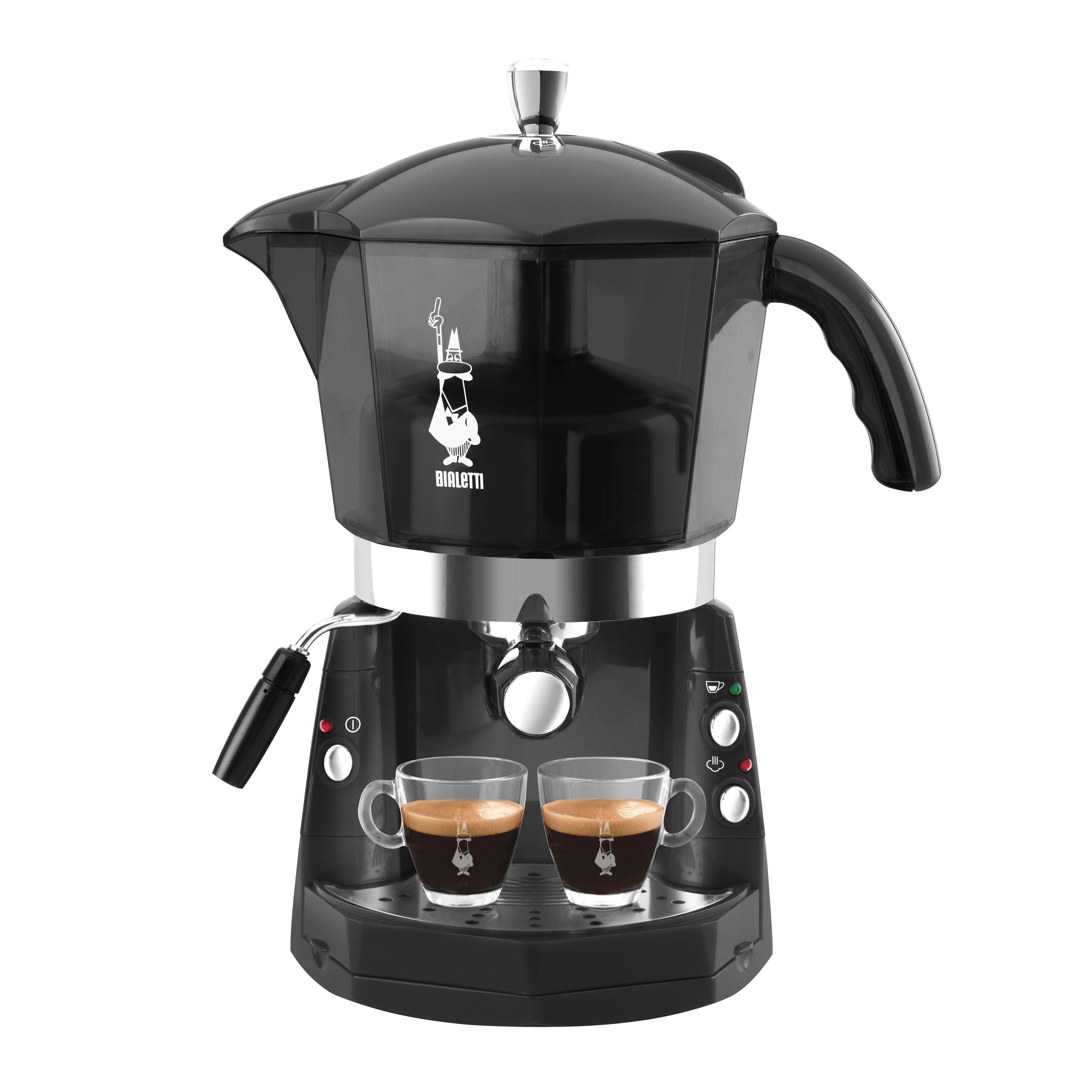 Bialetti Mokona CF40 - Macchina per espresso sistema trivalente