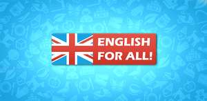 Gratis: English for all PRO