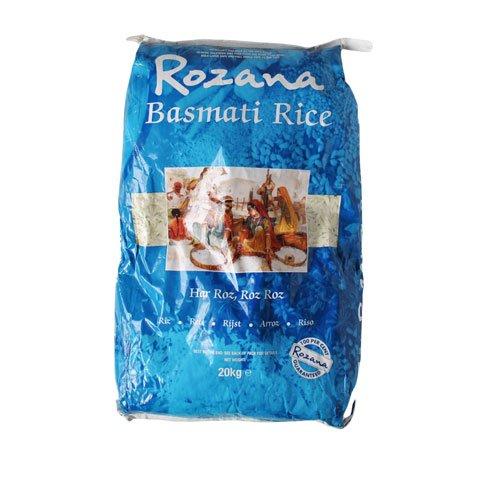 Rozana Riso Basmati Rozana - 20 kg