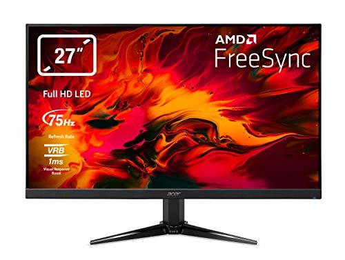 """Monitor Gaming Acer Nitro QG271bii FreeSync 27"""" Full HD"""