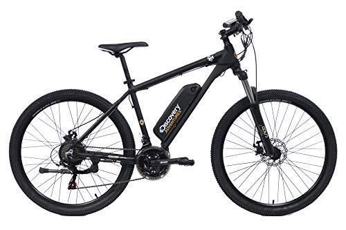 """DENVER E3000, Bicicletta a pedalata assisita, Mountain Bike con Ruote da 27,5"""", Forcella Ammortizzata,"""