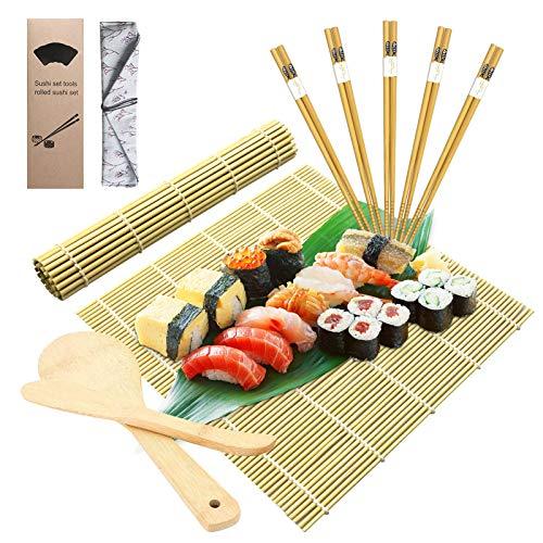 Kit Sushi 10 pezzi - Bambù