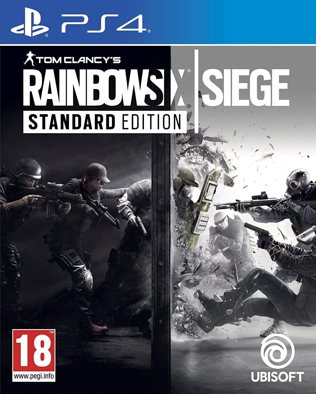 Rainbow Six Siege Per PS4 4.9€