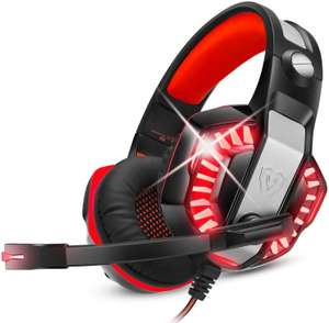 Cuffie Gaming Con Luce LED 11.1€