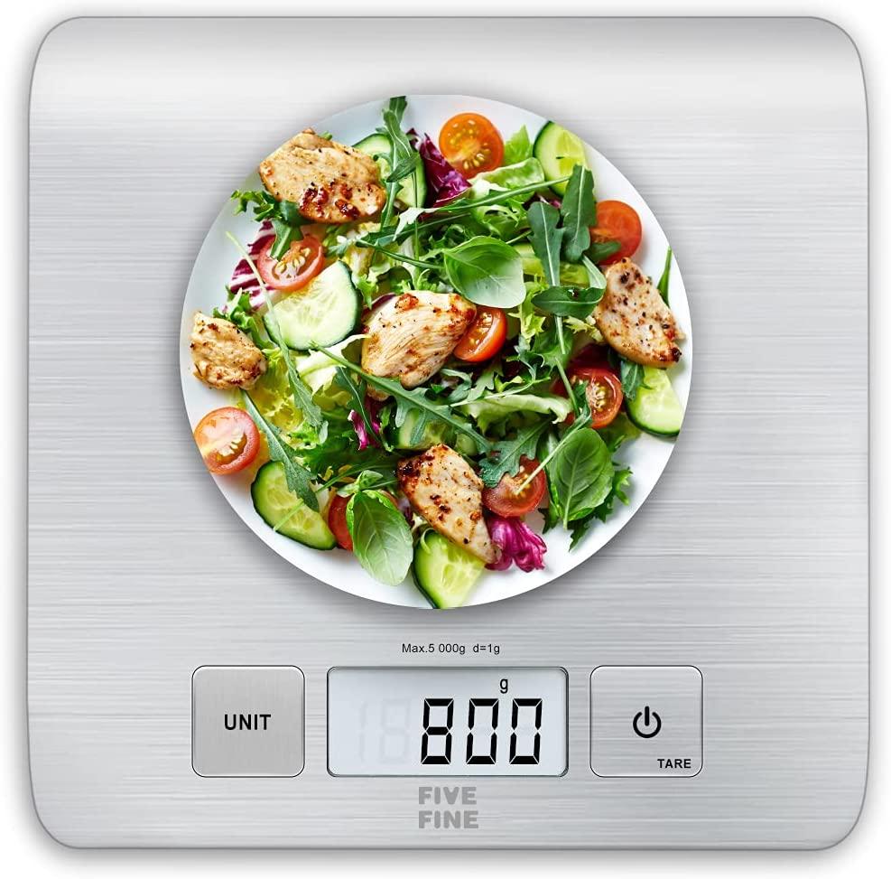 Bilancia Cucina Digitale 6.4€