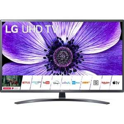 LG TV LED Smart 4K UHD LG 55UN74006