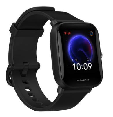 Amazfit Bip U Smartwatch 28.7€