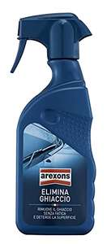 Arexons Cura Auto, Elimina Ghiaccio No Gas 500 ml