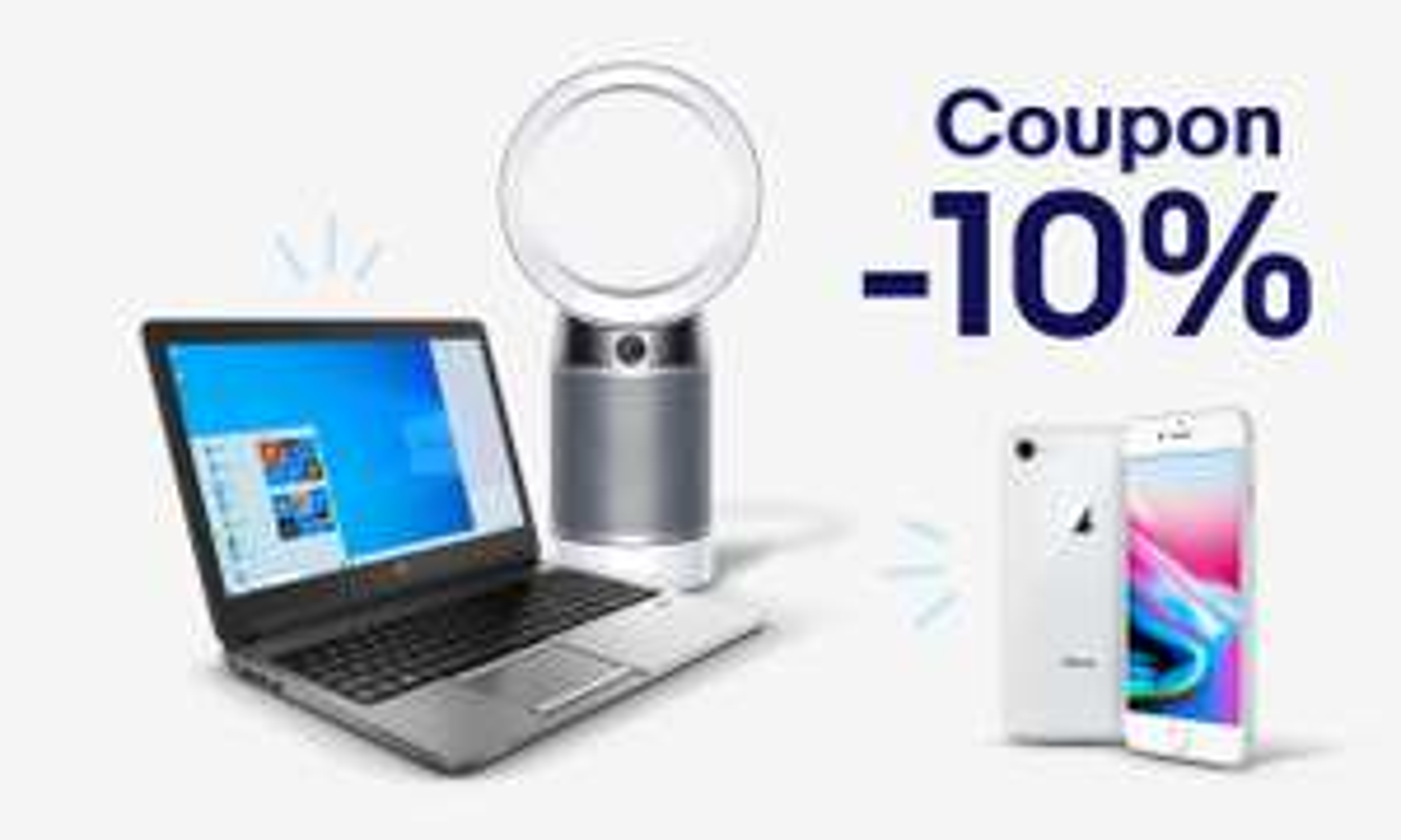 10% di Sconto su Ricondizionato Ebay