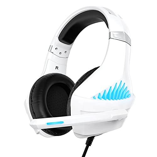 Cuffie Gaming con Microfono e Bass Stereo