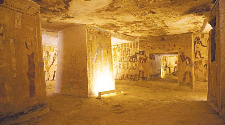 GRATIS: tour virtuali tombe egizie