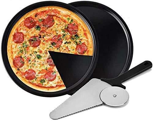 Pala Per Pizza Set, 2 teglie