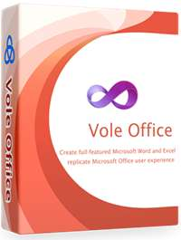 Vole Office Pro [for PC]