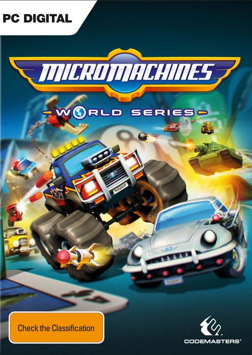 Micro Machines World Series x PC 0.59€