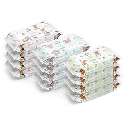 Mama Bear - Disney - Salviettine biodegradabili ultra sensibili (12x60   720 salviette)