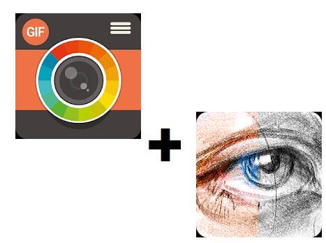 Gif Me! Camera Pro & Sketch Me! Pro - Gratis per Android