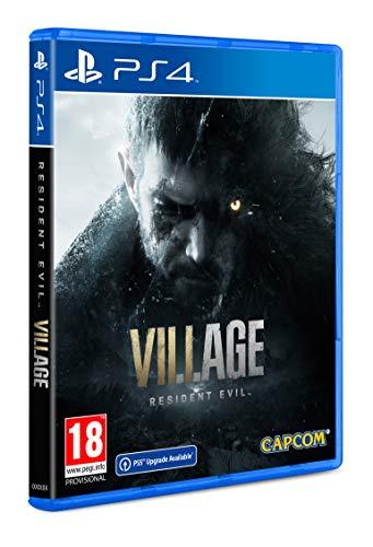 Resident Evil Village - PlayStation 4- upgrade ps5
