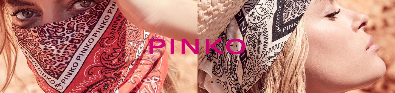 Ricevi GRATIS la bandana PINKO, in vari colori
