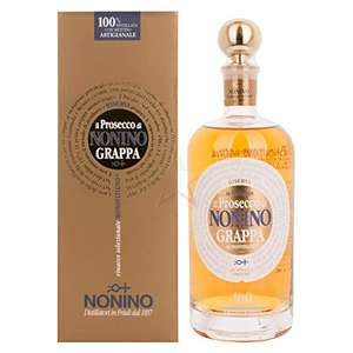 Nonino Grappa Monovitigno il Prosecco in Barriques 41% Vol. 0,7l in Giftbox - 700 ml