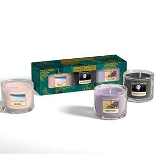 Yankee Candle - Set regalo con 3 mini candele