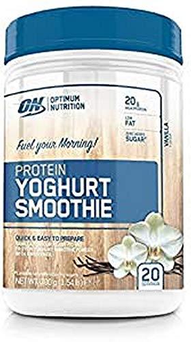 OPTIMUM Nutrition Frullato Di Proteine Allo Yogurt, Vaniglia - 700 g