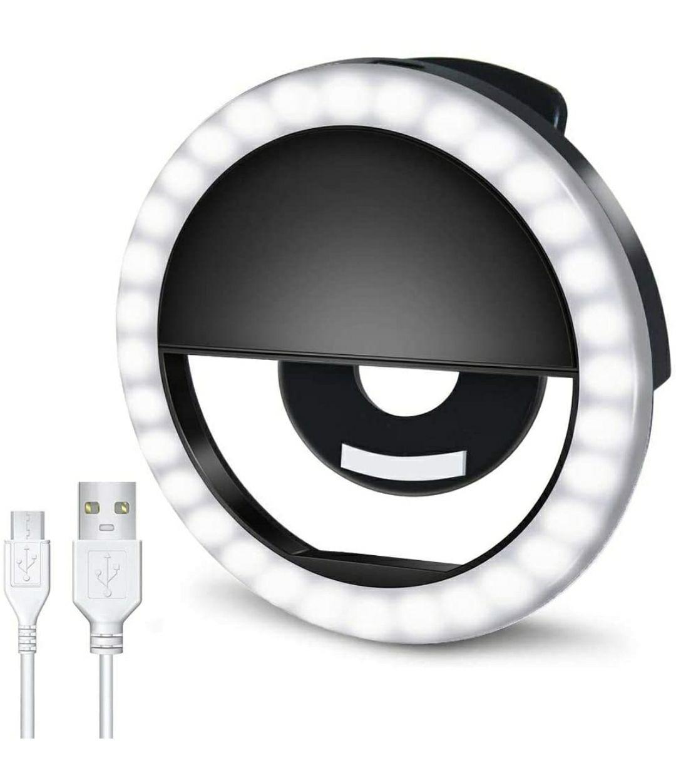 AUTOPkio Selfie Luce ad Anello 36 LED