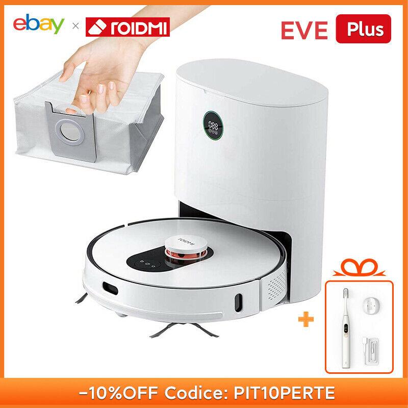 Aspirapolvere Robot ROIDMI EVE Plus