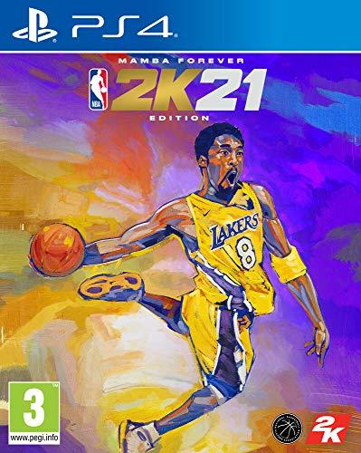 Nba 2K21 Edition Mamba Forever per PS4 ottime condizioni