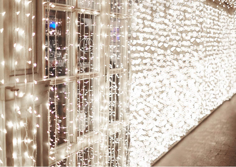 Tenda Luminosa 600 Leds 6mt x 3mt 11.9€