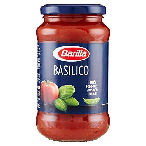 6 pezzi da 400 g - Sugo con Pomodoro e Basilico Barilla
