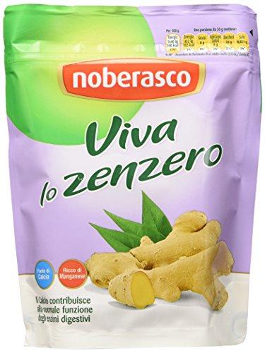 Noberasco Viva Lo Zenzero, 8 x 200g