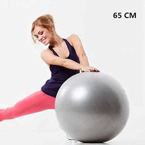 Palla per esercizi fisici grossolana - 65 CM