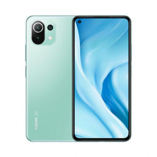 Smartphone Xiaomi Mi 11 Lite 5G Doppio SIM 8Gb / 128Gb Verde