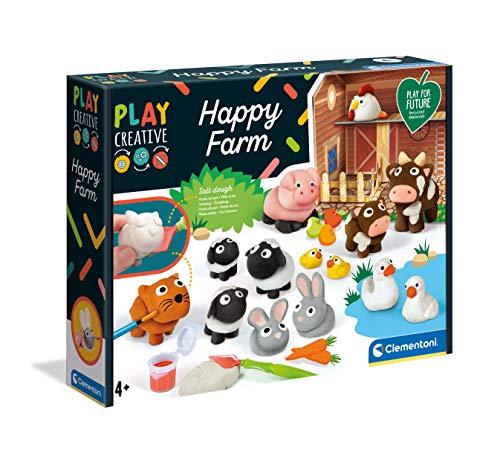 Clementoni Play Creative La fattoria degli animali Play For Future