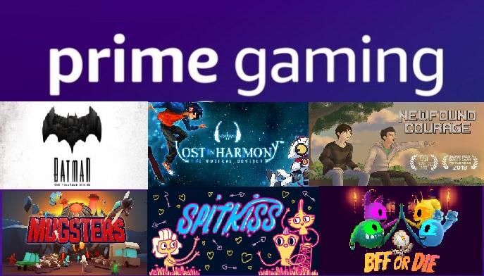 Prime Gaming Giugno 2021