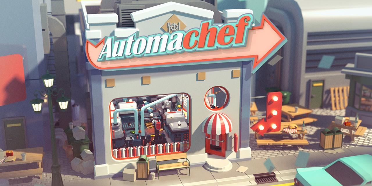 Automachef Nintendo Switch